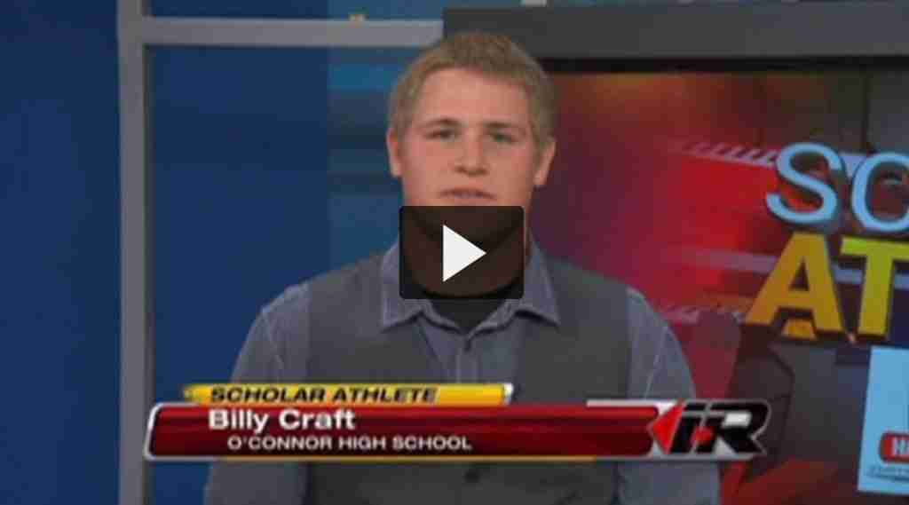 Billy Craft Scholar Athlete