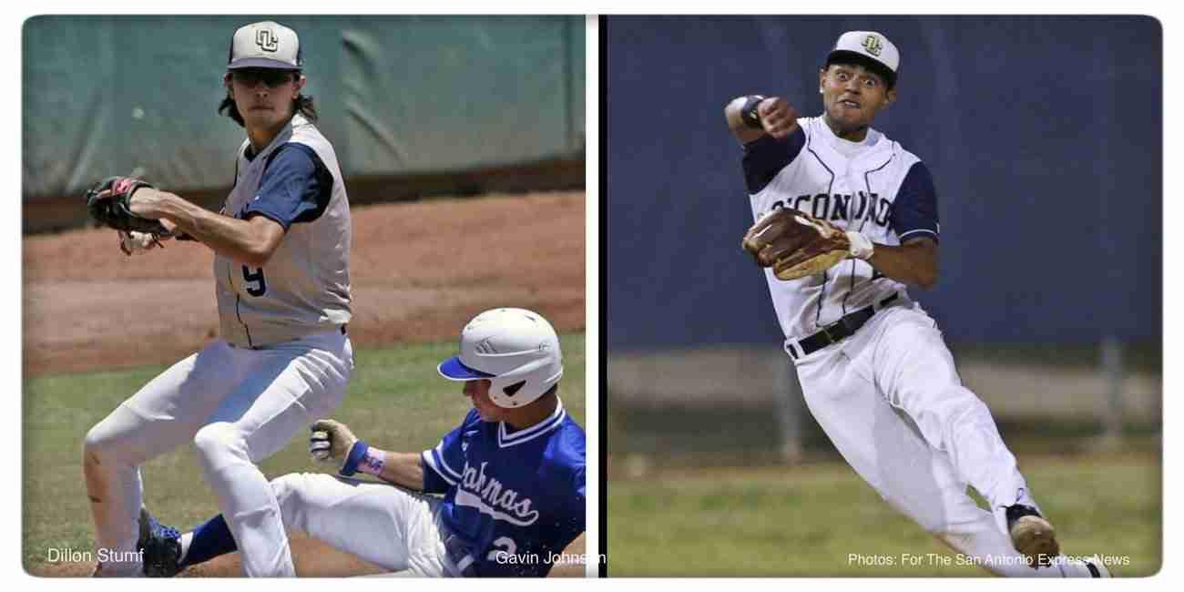 Stumf and Jones O'Connor Baseball